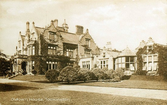 The History of The Manor at Old Down Estate